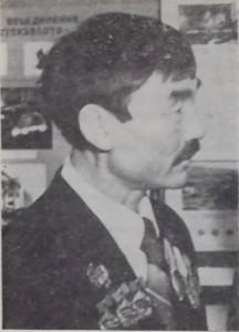Старожилы Чукотки. Сергей Чейвутегин.