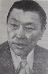 Старожилы Чукотки. Владимир Ровтытагин