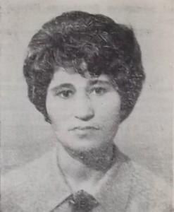 старожилы Чукотки. Ольга Тумнэттувге.