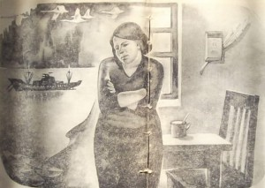 Рассказ Е.Рожкова.Лебединое перо