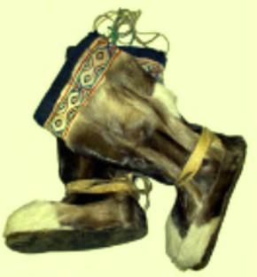 Торбаса. Чукотская одежда.