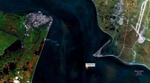 Остров Алюмка.