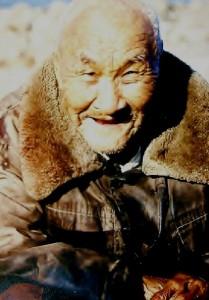 Дедушка Вуквувье. Старожилы Чукотки.